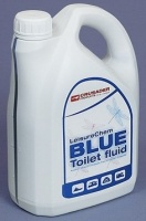 Crusader Leisure Chem Blue 4 Litre